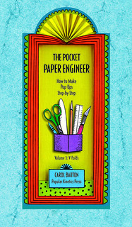 I Heart Craft Books: The Pocket Paper Engineer, by Carol Barton