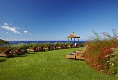 resort VILA PORTO MARE . Gazebo