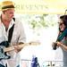 Hadley J. Castille Family and Friends, Louisiana Folk Roots tent, Festivals Acadiens et Créoles, Girard Park, Lafayette, LA, Oct. 14, 2012