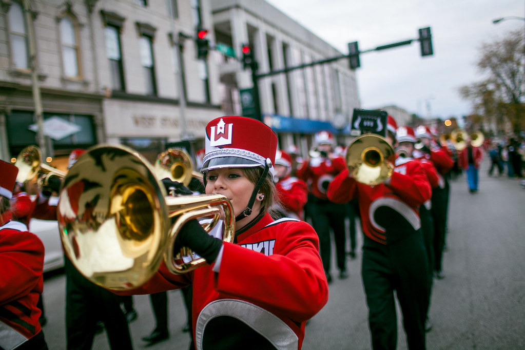 Big Red Marching Band