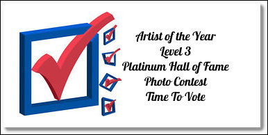 artist of the year Level 3 Time To Vote