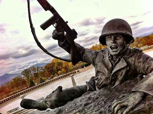 Life: D-Day Memorial in Lynchburg, VA by Sanctuary-Studio