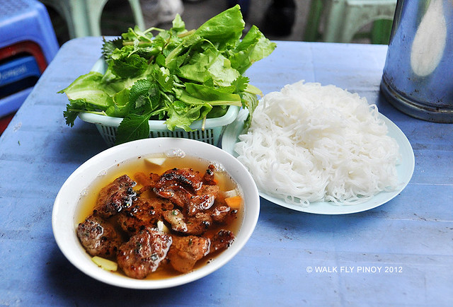 Hanoi Bun Cha, Vietnam