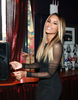 Ciara celebrates her 27th birthday and the debut of her GOT ME GOOD VIDEO