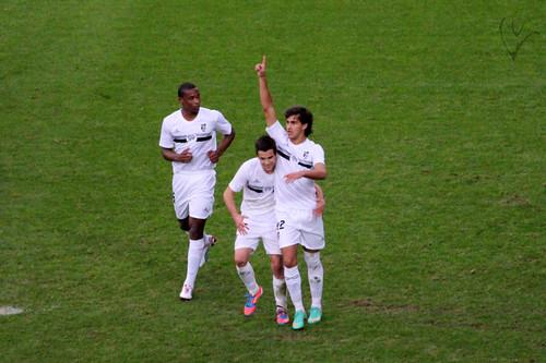 Equipa B: Vitória SC 2-0 Feirense