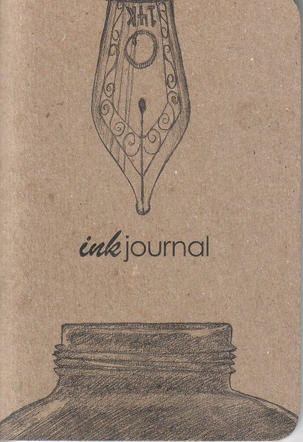 InkJournal Cover
