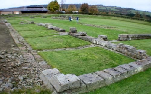 Corbridge Roman Site