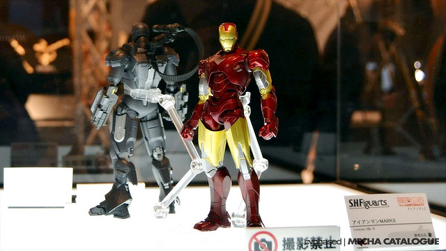 Tamashii Nation 2012 ·5th Anniversary· – S.H.Figuarts Iron Man
