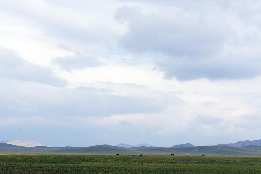 Тува, Россия 2012. Путешествие к