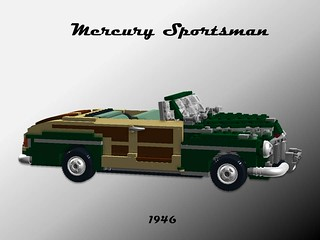 Mercury Sportsman - 1946