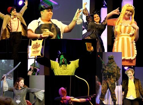 Hal-Con 2012 Costume Contest