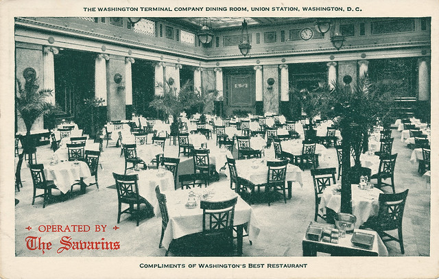 Union Station Dining Room