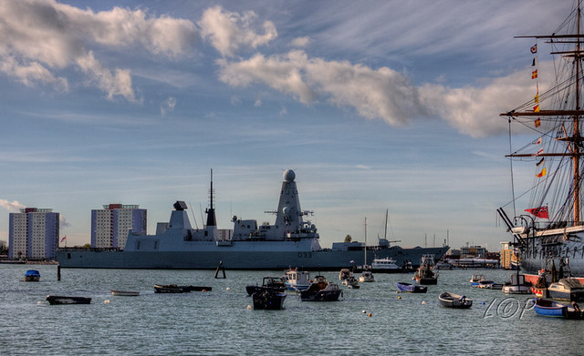 HMS Dauntless