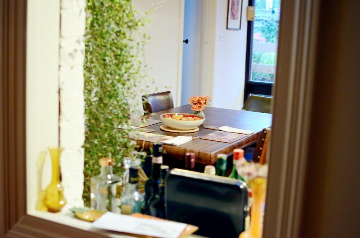 tomato salad house