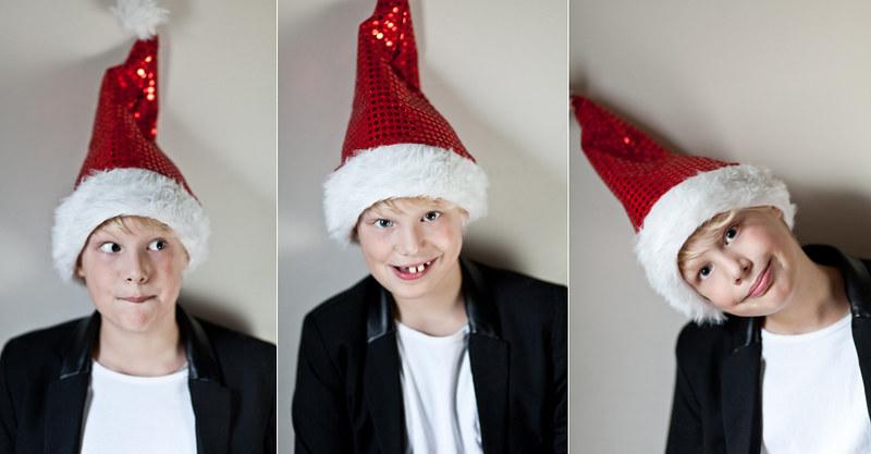 Weihnachtsfotos Kids