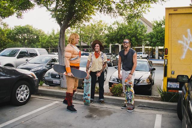 Ed, Josh, & Grant