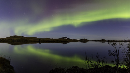autumn night iceland aurora haust borealis icapture landslag impressedbeauty norðurljósin