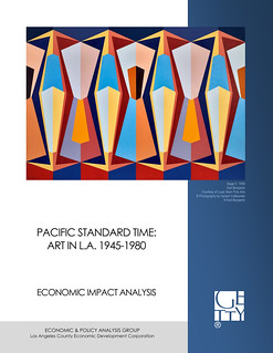 Photo: LAEDC's Economic Impact Report Cover
