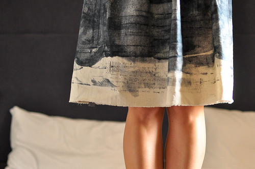 Simplicity 2215 Skirt : Nani Iro