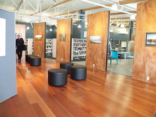 New library in Levin, NZ