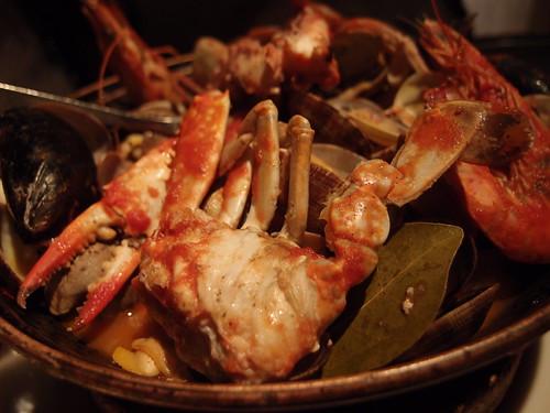 ポルトガル料理の何か