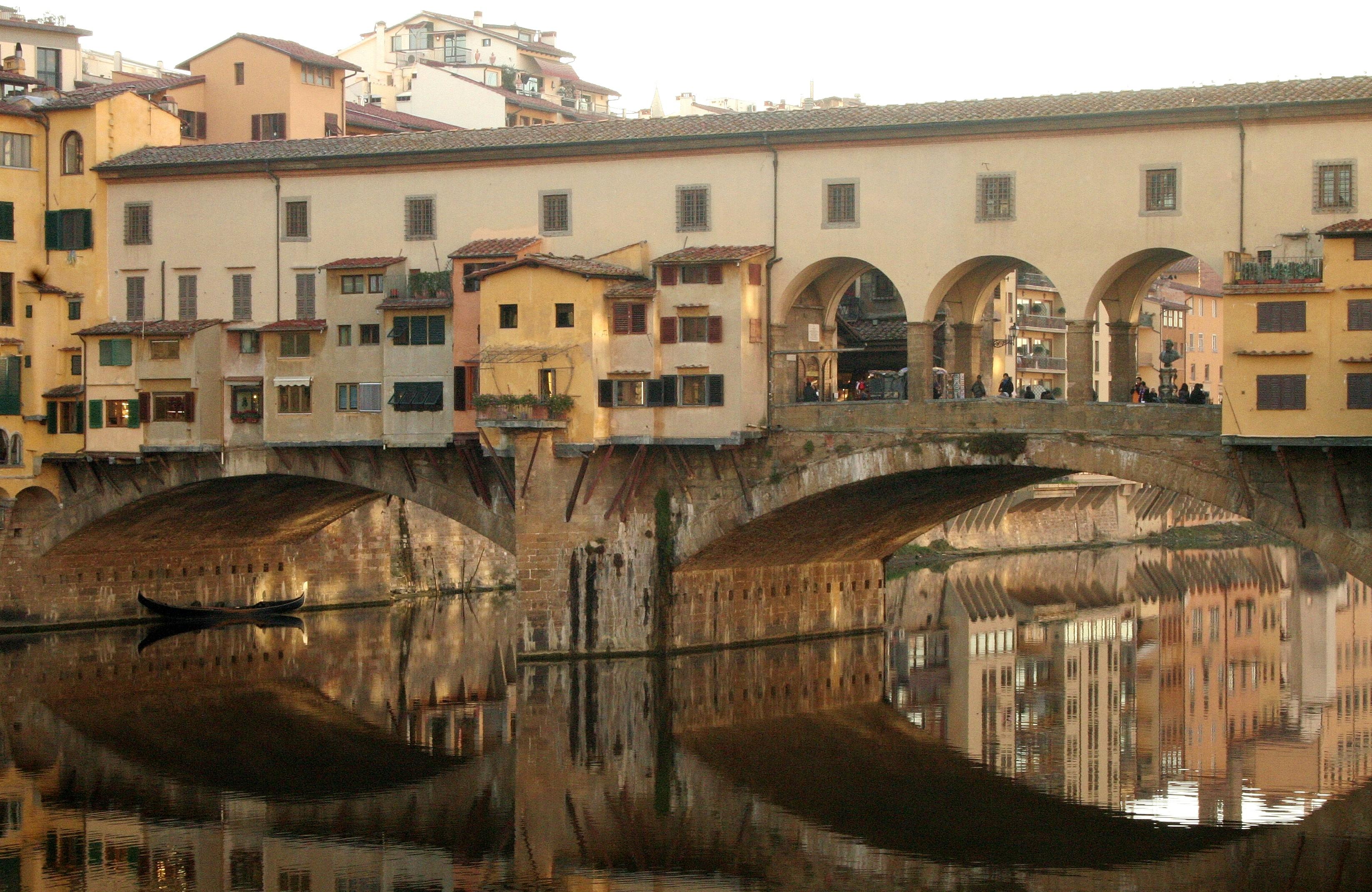 Ponte Vecchio, Winter I