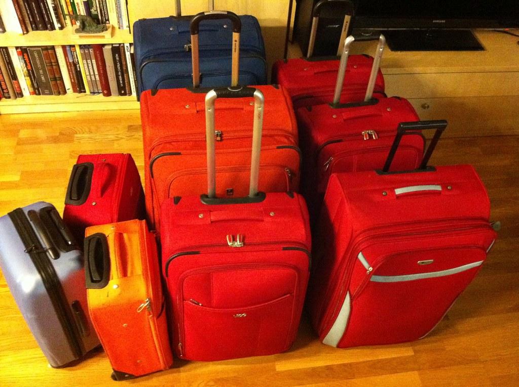 Destino Ankara o, las maletas de mi hermana 5/365