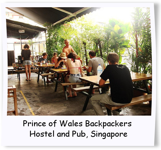 Prince of Wales Backpackers Hostel and Pub