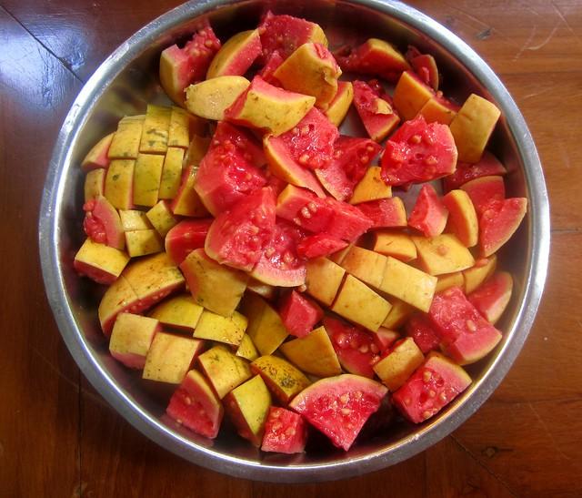 Pink Guava Milkshake