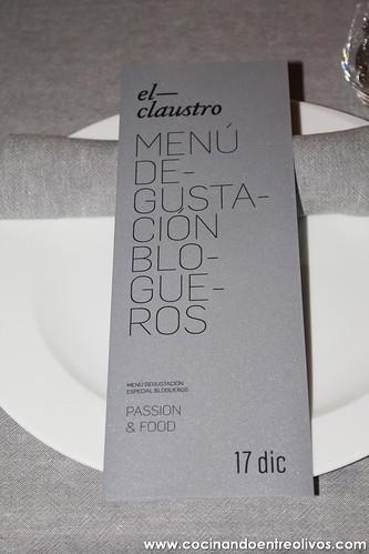 Restaurante El Claustro, Granada 2