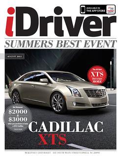iDriver Magazine / Editorial Design