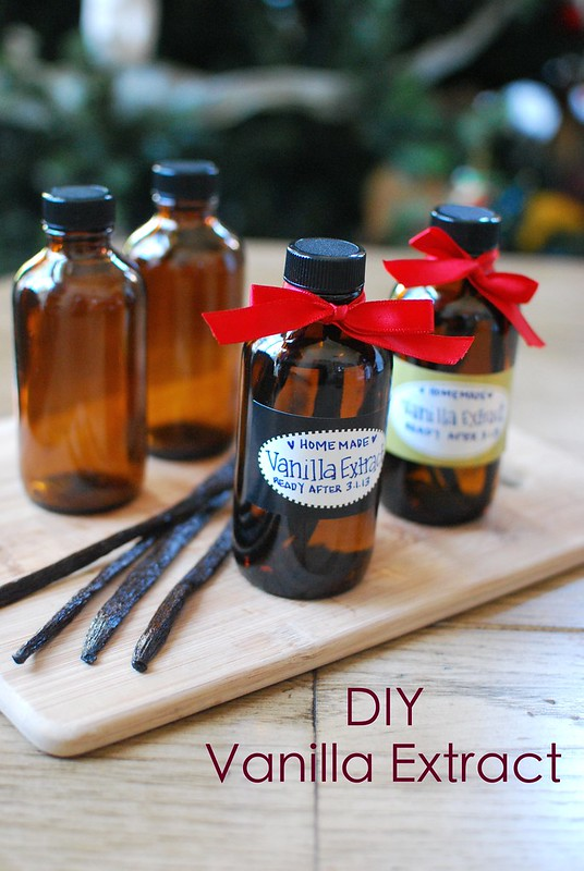 DIY-Vanilla Extract