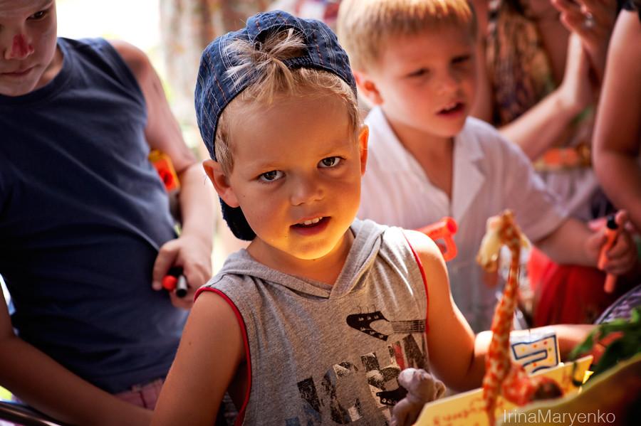 Детский День Рождения в Лужках. Фотограф Ирина Марьенко