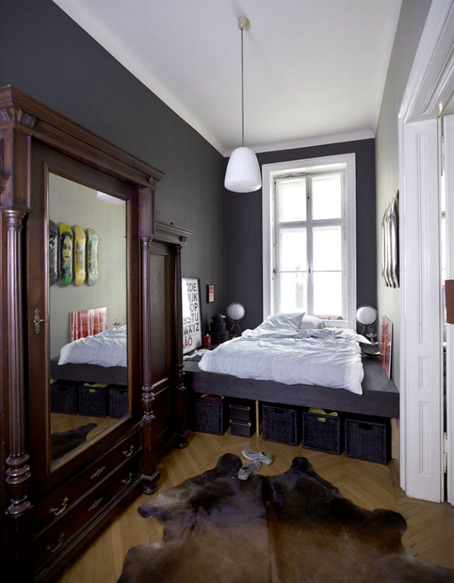 austria home bedroom