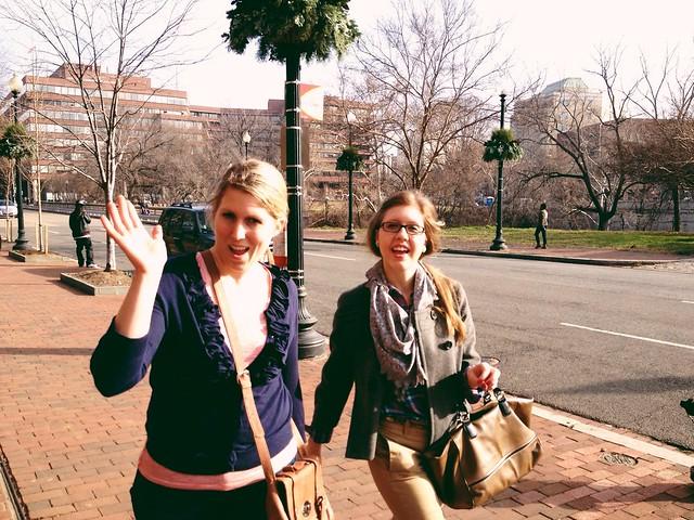Georgetown roommates