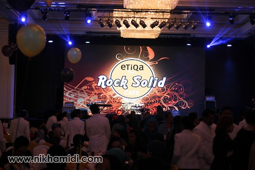Etiqa Annual Dinner - Rock Solid
