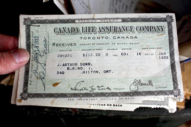 Canada Life Assurance Company - January 1932