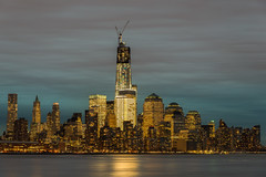 One World Trade Reaches for the Sky