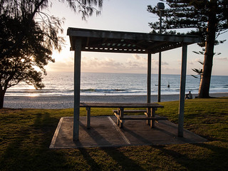 Beach Shelter, Cottesloe Beach