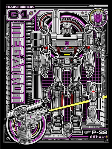 Megatron by 1SHTAR