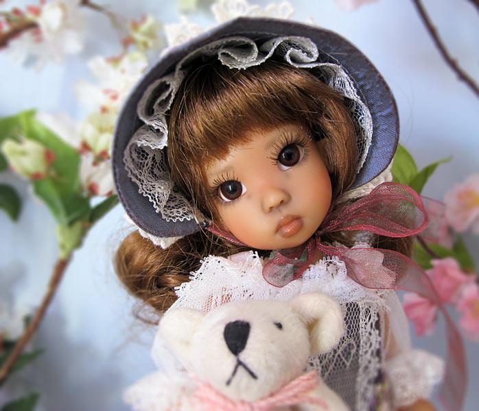 Les tinies Kaye Wiggs d'Inma : Tillie fair, Tillie tan, Millie fair et Lillie Tan elf 8387953888_ce49b66a7c_o