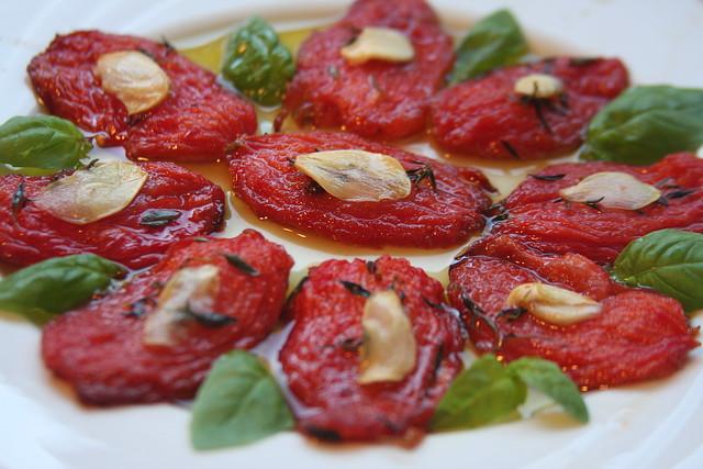 Tomates Confitados 163