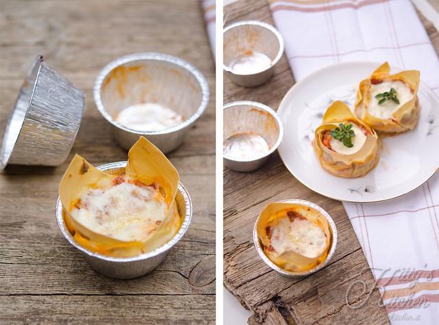 Lasagne monoporzione 2