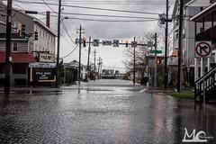 Hurricane Sandy In Ocean City Maryland