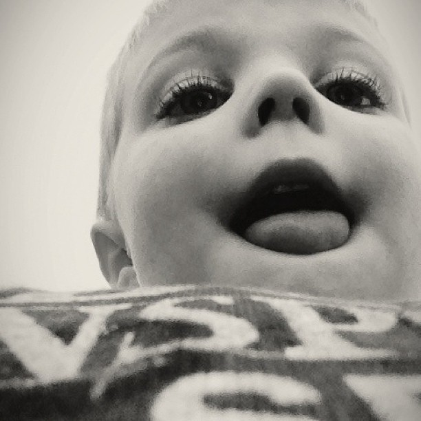 Guess who took over 500 photos with my phone today? #lotsofselfportraits #vscocam
