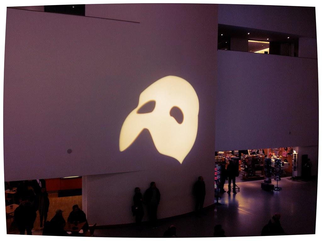 Phantom of the Opera Wales Millennium Centre