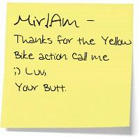 butt note