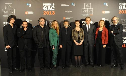 Ganadores Premios GAC 2013