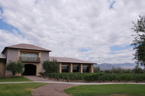 Vistalba winery