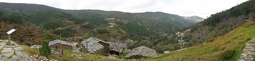 panorama mountains portugal geotagged coimbra prt arganil piódão geo:lat=4022962978 geo:lon=782363892